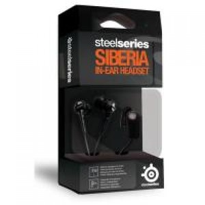 SteelSeries Siberia in-ear headset