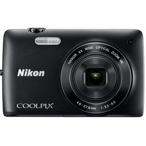 Nikon Coolpix S4400 Digital Camera
