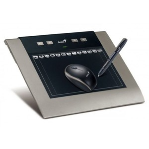 """GENIUS Wireless 5"""" x 8"""" Tablet for boundless creation MousePen M508WX"""