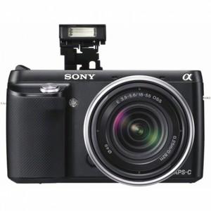 Sony DSLR NEXF3K Camera