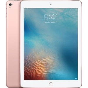 Apple iPad Pro 9.7 (Wifi, 128GB, Rose Gold)