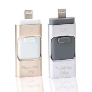 Apple iPhone USB Flash Drive 128 GB i-Flash U-Disk Memory Stick Pen Drive