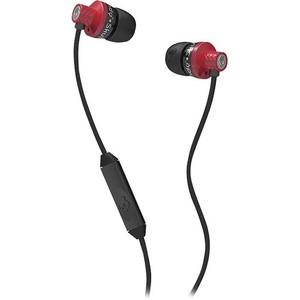 Skullcandy TITAN - Black / Red w/Mic Earbuds S2TTDY-206
