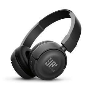 JBL T450BT Wireless Bluetooth Headphones Black