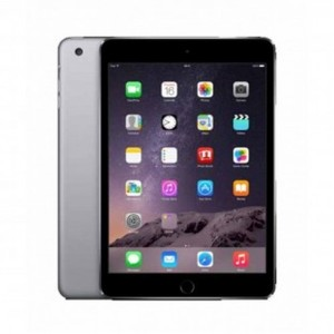 """Apple iPad Mini 3 - 16GB 2GB 8MP Camera (7.9"""") Retina display Wi-Fi+4G GRAY"""