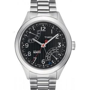 Timex Men's IQ Intelligent Quartz T Series Perpetual Calendar T2N505