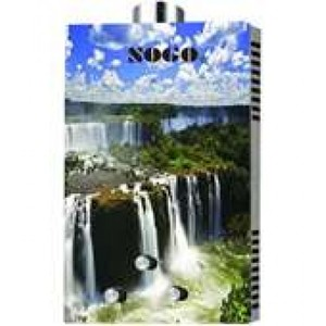 Sogo Global Series Water Fall 6Ltr Gas Water Geyser