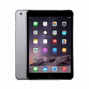 "Apple iPad Mini 3 - 16GB 2GB 8MP Camera (7.9"") Retina display Wi-Fi+4G GRAY"