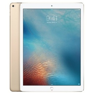Apple iPad Pro 12.9 (Wifi, 128GB, Gold)
