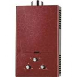 Sogo Heatwave Series RedStone 6Ltr Gas Water Geyser