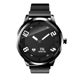 Lenovo Watch X Bluetooth Waterproof Smartwatch - BLACK