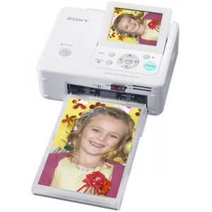 Sony Picture Station Photo Printer DPP-FP75