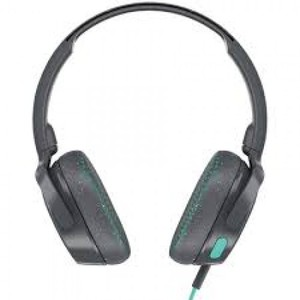 Skullcandy Riff S5PXY-L637 On-Ear Headphone with Mic (Grey/Speckle/Miami)