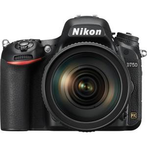 Nikon D750 DSLR Camera with 24-120 Lens(Pouch+card)