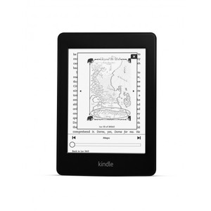 "Amazon Kindle Paperwhite 3G 6"" with Built-in Light, Free 3G + Wi-Fi"