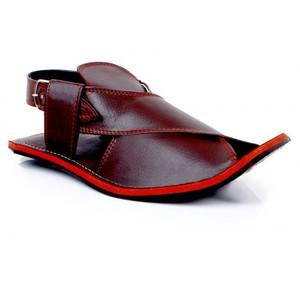 Peshawari Rock Brown Casual Sandal SYS-059