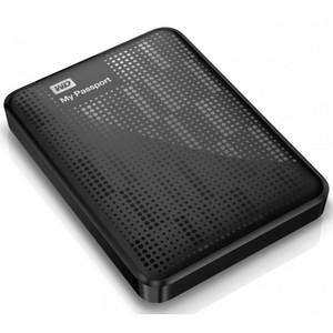 Western Digital Passport 320GB (WDBKXH3200ABK)-USB 3.0 Hard Drive