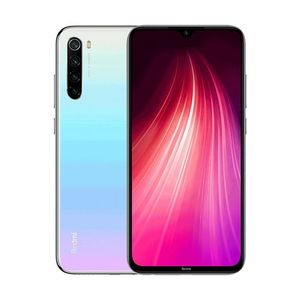 Xiaomi Redmi Note 8 (4G  4GB RAM  64GB ROM  Moonlight White) With 1 Year Official Warranty