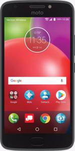 Motorola Moto E4 XT1767 Verizon (4G  2GB RAM  16GB ROM  Gray  With Finger Print)
