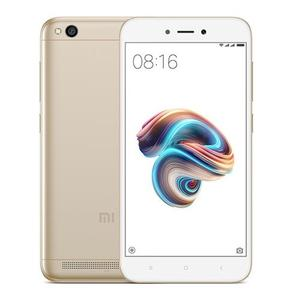 Xiaomi Redmi 5A HD Dual Sim (4G  2GB RAM  16GB  Gold) 1 Year Official Warranty