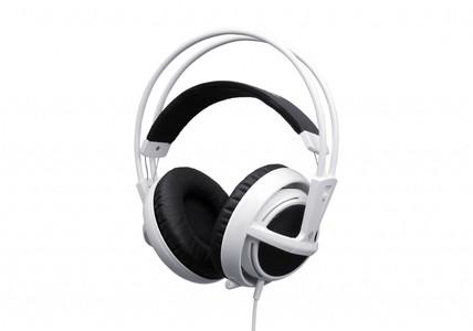 SteelSeries Siberia v2 Headset (White) for Apple Version