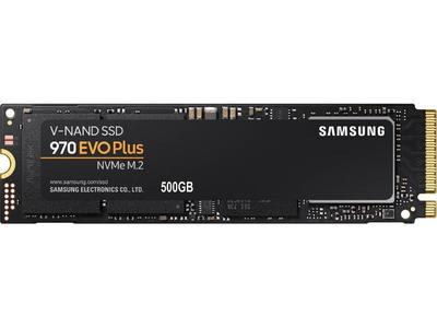 Samsung 970 Plus 500GB M.2 NVMe PCIe Gen 3.0 x4 Solid State Drive (SSD) - 1 Year Warranty