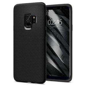 Spigen Samsung Galaxy S9 Original Liquid Air Soft Case - Matte Black