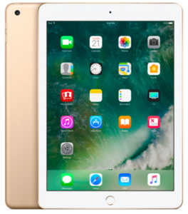 Apple iPad (5th Generation) (4G  32GB  Gold)