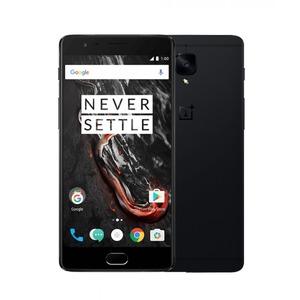 HBL Deal OnePlus 3T Dual Sim (4G  128GB  Midnight Black) American Stock