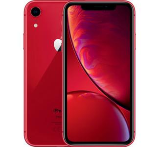 Apple iPhone XR Dual Sim (4G  128GB  Red)