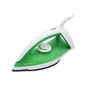 Philips GC122/79 1200W Dry Iron Non Stick Green