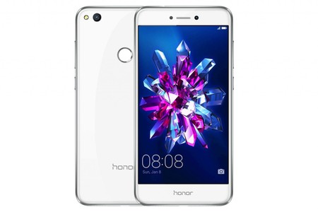 Huawei Honor 8 Lite (4G  16GB  White) Official Warranty