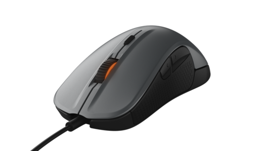 SteelSeries Rival 300 Gunmetal Grey  Optical Gaming Mouse