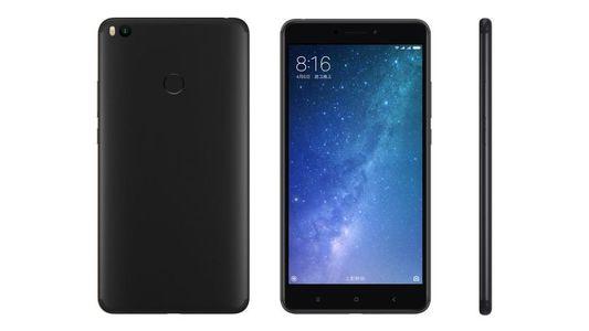 Xiaomi Mi Max 2 (4G  64GB ROM  4GB RAM  Black) Official Warrnty