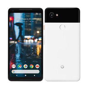 Google Pixel 2 XL (4G  4GB RAM  128GB ROM  Black & White)