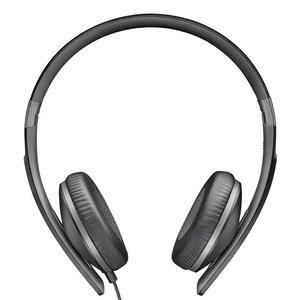Sennheiser On-Ear Headphones With Mic HD 2.30I Black