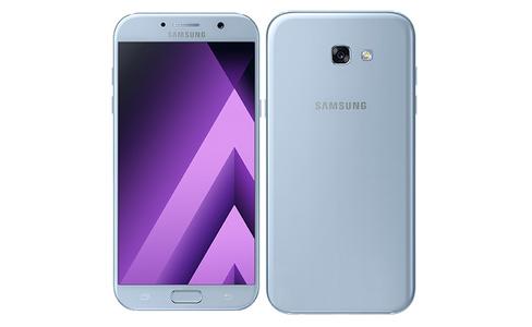 Samsung Galaxy A3 (2017) A320F (4G  16GB  Blue Mist) Official Warranty