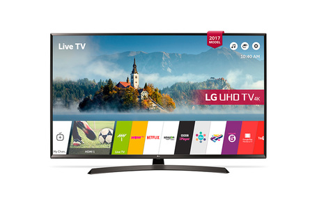 LG 43 43UJ634 UHD 4K SMART LED TV