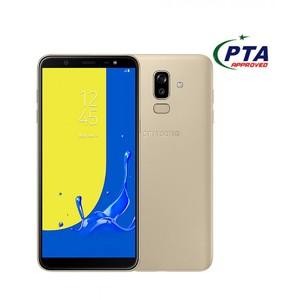 Samsung Galaxy J8 J810FD Dual Sim (4G  4GB RAM  64GB ROM  Gold) 1 Year Official Warranty