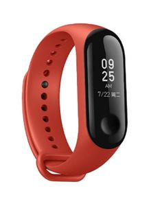 Xiaomi Mi Band 3 Smartwatch - Red