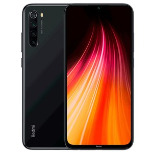 Xiaomi Redmi Note 8 (4G  4GB RAM  64GB ROM  Space Black) With 1 Year Official Warranty