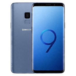 Samsung Galaxy S9 G960U Single Sim (4G  64GB  Coral Blue)