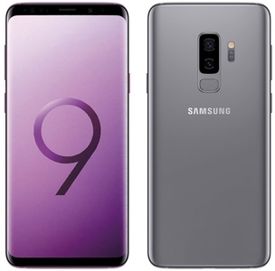 Samsung Galaxy S9+ G965U Single Sim (4G  6GB RAM  64GB ROM) Titanium Gray