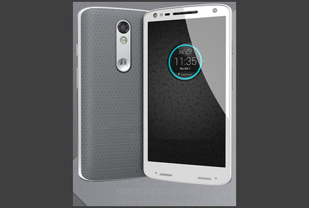 Motorola Droid Turbo 2 (Verizon) (3GB RAM  32GB ROM  White) American Used Stock