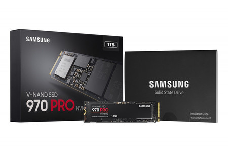 Samsung 970 Pro 512GB M.2 NVMe PCIe Gen 3.0 x4 Solid State Drive (SSD) - 1 Year Warranty