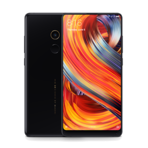 Xiaomi Mi Mix 2 Dual Sim (4G  6GB RAM  64GB ROM  Black) With 1 Year Official Warranty
