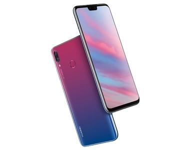 Huawei Y9 2019 Dual Sim (4G  4GB  64GB  Aurora Purple) 1 Year Official Warranty