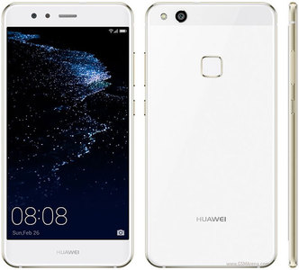 Huawei P10 Lite Dual Sim (4G  32GB  Mystic Silver) With Official Warranty
