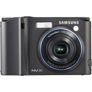 Samsung NV30 Digital Camera (Black)