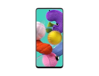 Samsung Galaxy A51 (4G  6GB  128GB  White) With Official Warranty